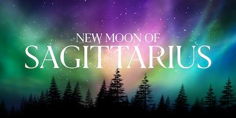 New Moon of Sagittarius tickets