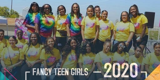 2020 FANCY Teen Girls Expo!