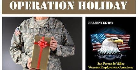 Operation Holiday tickets