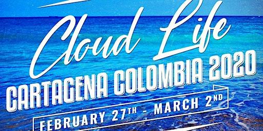 Cloud Life Travel Excursion: Cartagena Colombia