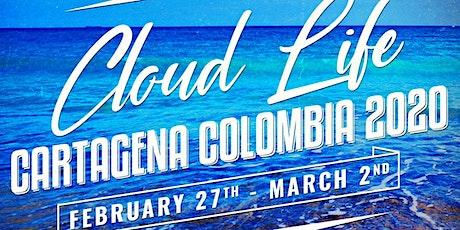 Cloud Life Travel Excursion: Cartagena Colombia  tickets