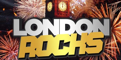 LONDON ROCKS - NYE 2020