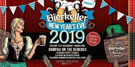 Bierkeller New Years Eve Extravaganza 2019
