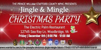 "The PWSNPHC Christmas ""Jingle Mingle"""