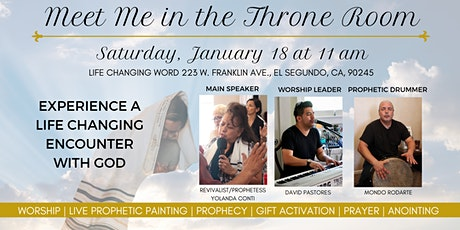 Meet Me in the Throne Room Women's Conference tickets