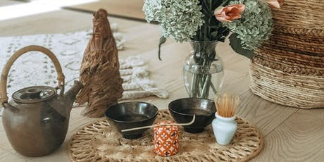 Japanese Tea Ceremony & Yoga - THIS EVENT HAS BEEN RESCHEDULED. tickets