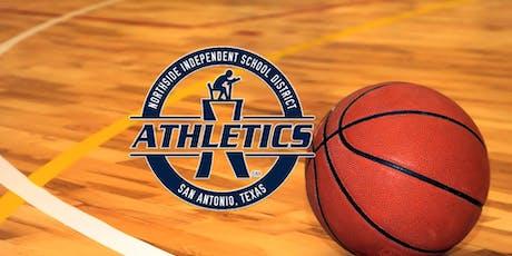 NISD Boys Basketball @ Northside Gym 12/14 tickets