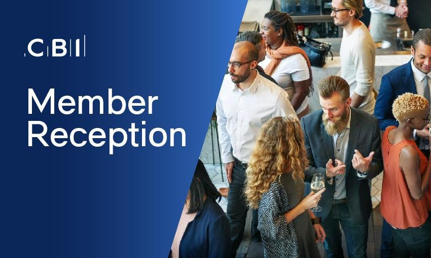 North West Chair's Member Reception