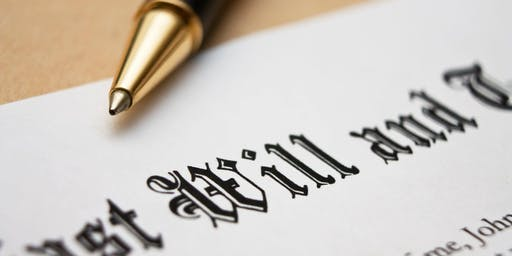 Wills, Trusts, and Probate, Oh My!