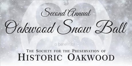 2nd Annual Oakwood Snow Ball tickets