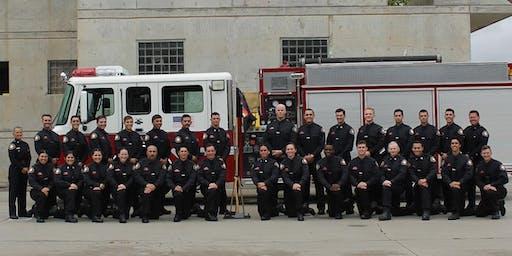 Fire Fighter Career Preparation Workshop at Las Positas College