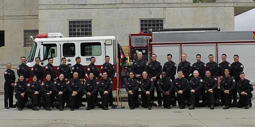 Fire Fighter Career Preparation Workshop at Las Positas College