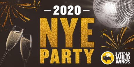 Buffalo Wild Wings Times Square Exclusive New Year's Eve Party tickets