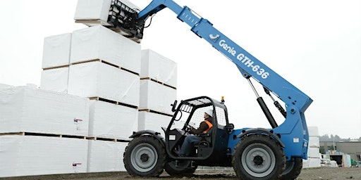 MONCTON -TELEHANDLER (ROUGH TERRAIN FORKLIFT)SAFETY TRAINING ($175+TAX)