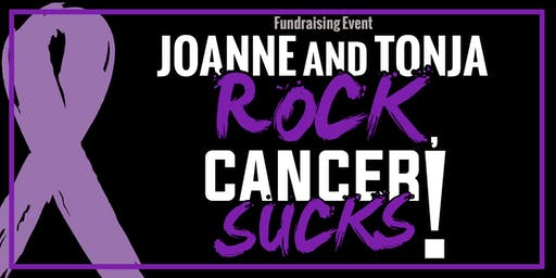 JoAnne and Tonja Rock Fundraising Event