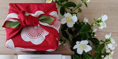 Japanese Furoshiki: Zero Waste Giftwrapping Workshop tickets