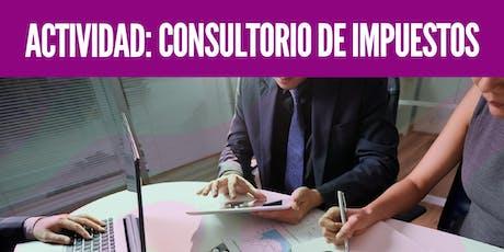 Consultorio de Impuesto entradas
