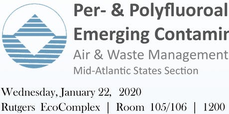 Per- & Polyfluoroalkyl (PFAS) in Water, Soil, Sediments, Fish & Brownfield tickets