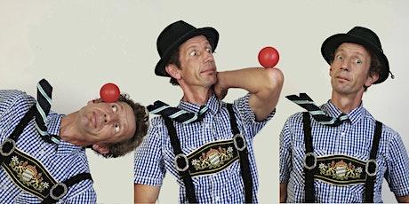 Hilby: The Skinny German Juggle Boy tickets