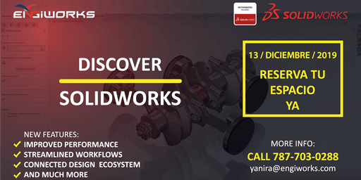 Discover SOLIDWORKS