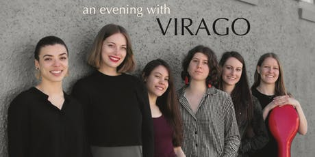 An evening with Virago / Closing Reception for Lynne Avadenka: Intimations tickets