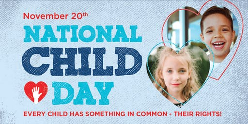 Celebrate National Child Day in Canada's capital!