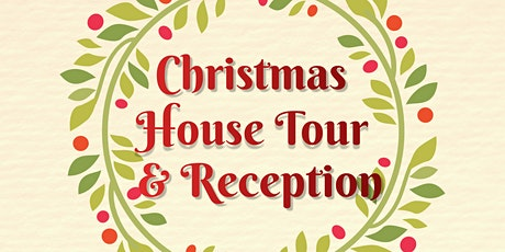 AMBS 2019 Christmas House Tour & Reception tickets