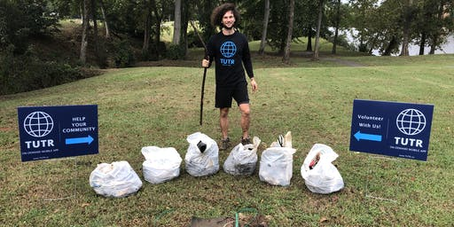 TUTR Community Enrichment - Tuscaloosa Trash Cleanup
