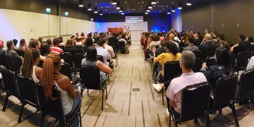 Copacabana/RJ - Palestra GRATUITA: Como Quebrar Paradigmas- NOITE