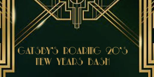 Gatsby's Roaring 20's NYE Bash
