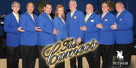 Dance to the Oldies with The Cameos at Putnam County Golf Course tickets