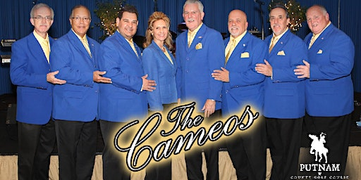 Dance to the Oldies with The Cameos at Putnam County Golf Course