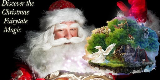 """Christmas Play inspired by """"Lukomorie"""" Fairytale. Discover the magic..."""