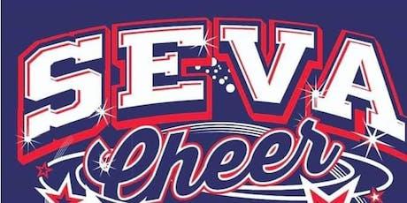 2nd Annual SEVA Cheer Ball tickets