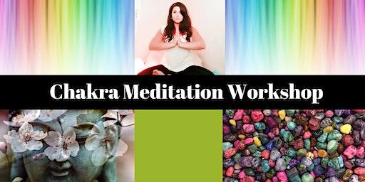 Chakra Meditation Workshop