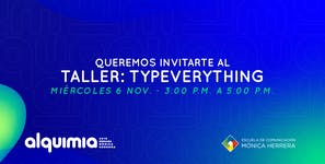Taller - Typeverything