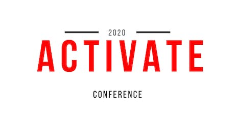 VENDORS - 20/20  ACTIVATE CONFERENCE tickets