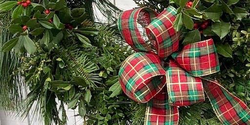 Deck the Halls Ya'll Wreath Workshops