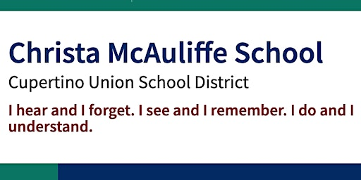Christa McAuliffe Information Sessions, 2019-2020