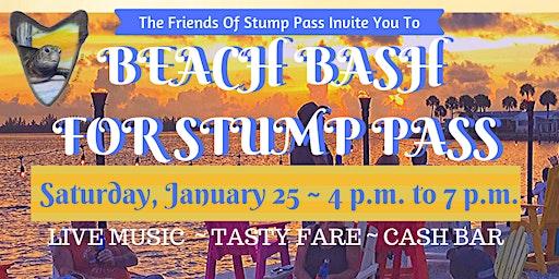 Beach Bash for Stump Pass