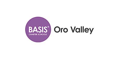 BASIS Oro Valley (grades 6-12) - School Tour  tickets