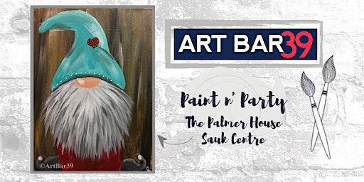 Palmer House Public Event | Art Bar 39 | Gnome