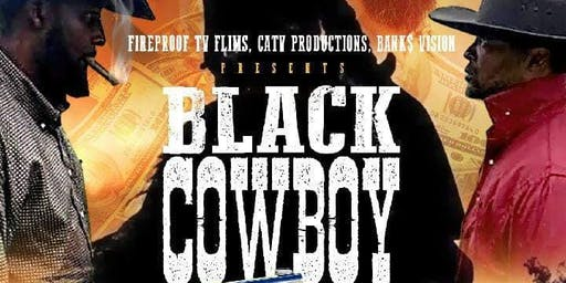 Black Cowboy Movie Houston Premiere