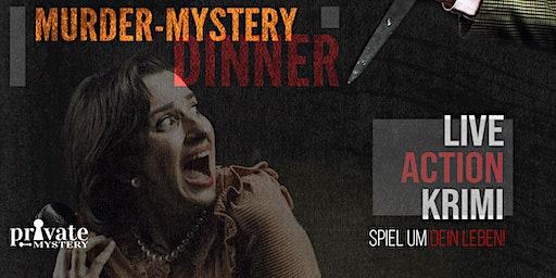 Mord im Orient Express ▸ Murder-Mystery Dinner [Hürth]