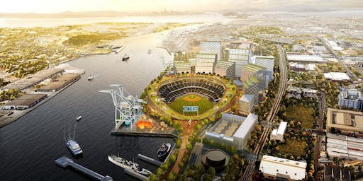 Sustainable Waterfronts Committee Meeting w/ Oakland A's Presentation