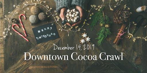 Bismarck Downtown Cocoa Crawl 2019