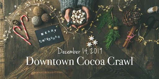 Bismarck Downtown Cocoa Crawl 2019