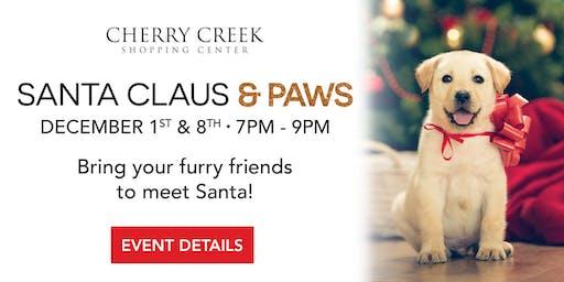 Santa Claus & Paws