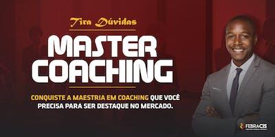 [GOIANIA/GO] Tira Dúvidas Master Coach 12/11