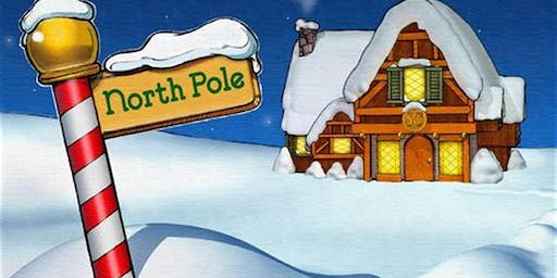 The North Pole Toy Collection Event